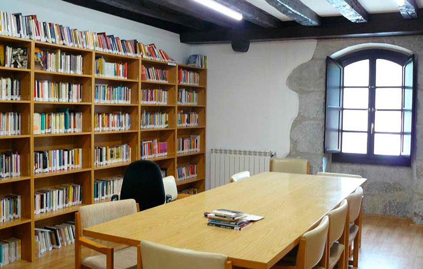Biblioteca de Albiztur
