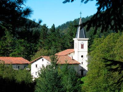 Iglesia de Santa Marina de Argisain